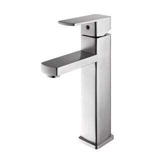 BOANN Heidi Solid T304 Stainless Steel Bathroom/ Vessel Faucet