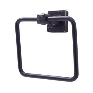 Dyconn Faucet Reno Series Classic Euro Design Towel Ring (2 options available)
