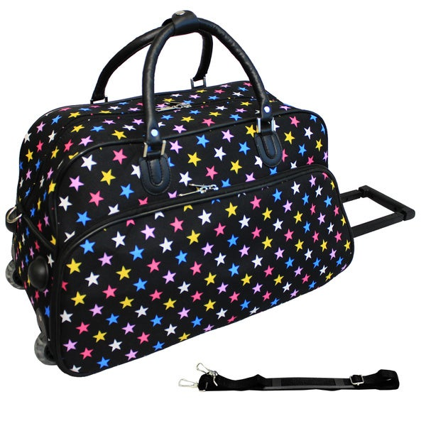 World Traveler Duffle Bag  Inch