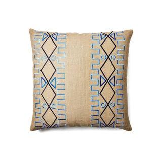 Lyon 24-inch Belgian Linen Pillow