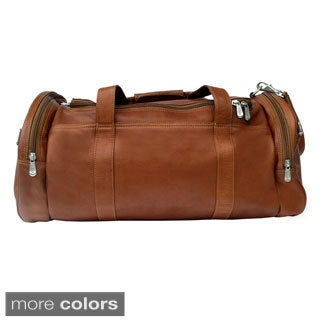 Piel Colombian Leather Gym Bag