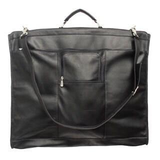 Piel Colombian Leather Elite Garment Bag (2 options available)