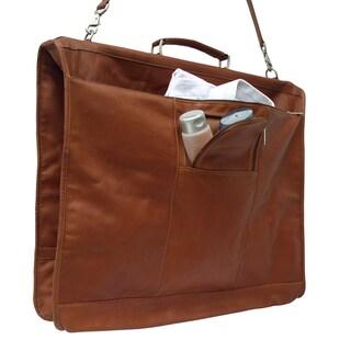 Piel Colombian Leather Elite Garment Bag