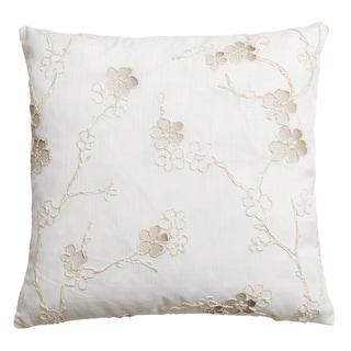 Monica Pedersen Lincoln Park Orchard Decorative Feather Down Pillow (Tan)