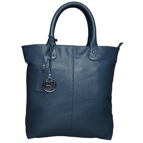 Phive Rivers Leather Tote Bag - PR956