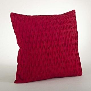 Diamond Pleated Pillow - 20inch