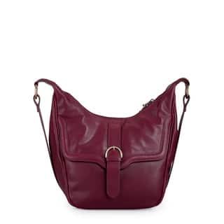 Phive Rivers Leather Crossbody Bag - PR970 https://ak1.ostkcdn.com/images/products/10485990/P17574284.jpg?impolicy=medium