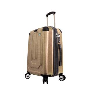 Mia Toro Macchiolina Polish Hardside Spinner 3-piece Luggage Set