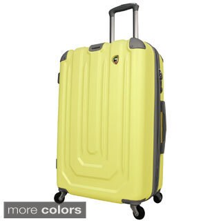 Mia Toro ITALY Pastello Composite Hardside 26-inch Spinner Upright Suitcase