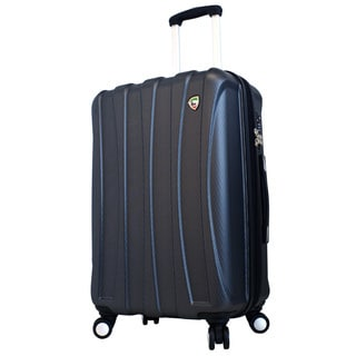 Mia Toro ITALY Tasca Fusion 24-inch Hardside Spinner Upright Suitcase