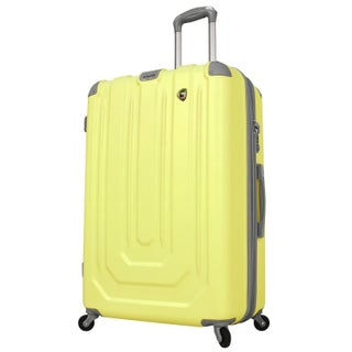 Mia Toro ITALY Pastello Composite Hardside 29-inch Spinner Upright Suitcase