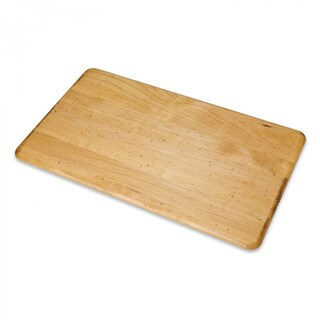 J.K. Adams Maple Wood Artisan Serving Board, 24-Inch by 14-Inch