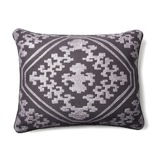 Tribal 22-inch Cotton Pillow