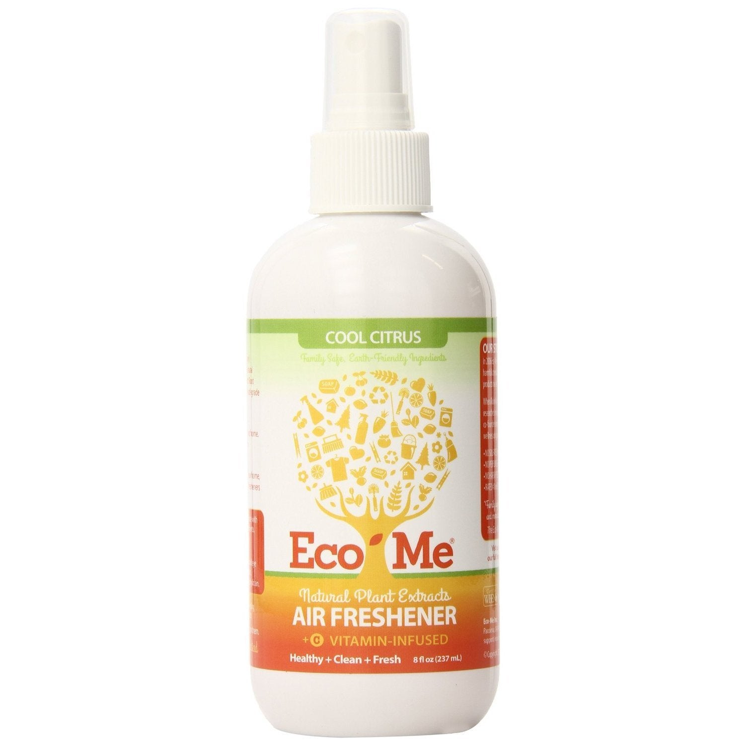 KITTRICH CORP. Eco-Me 8 oz. All Natural Air Freshener (Pa...