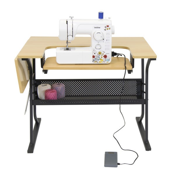 Studio Designs Eclipse Sewing Machine Table   Free Shipping Today    Overstock.com   17574388