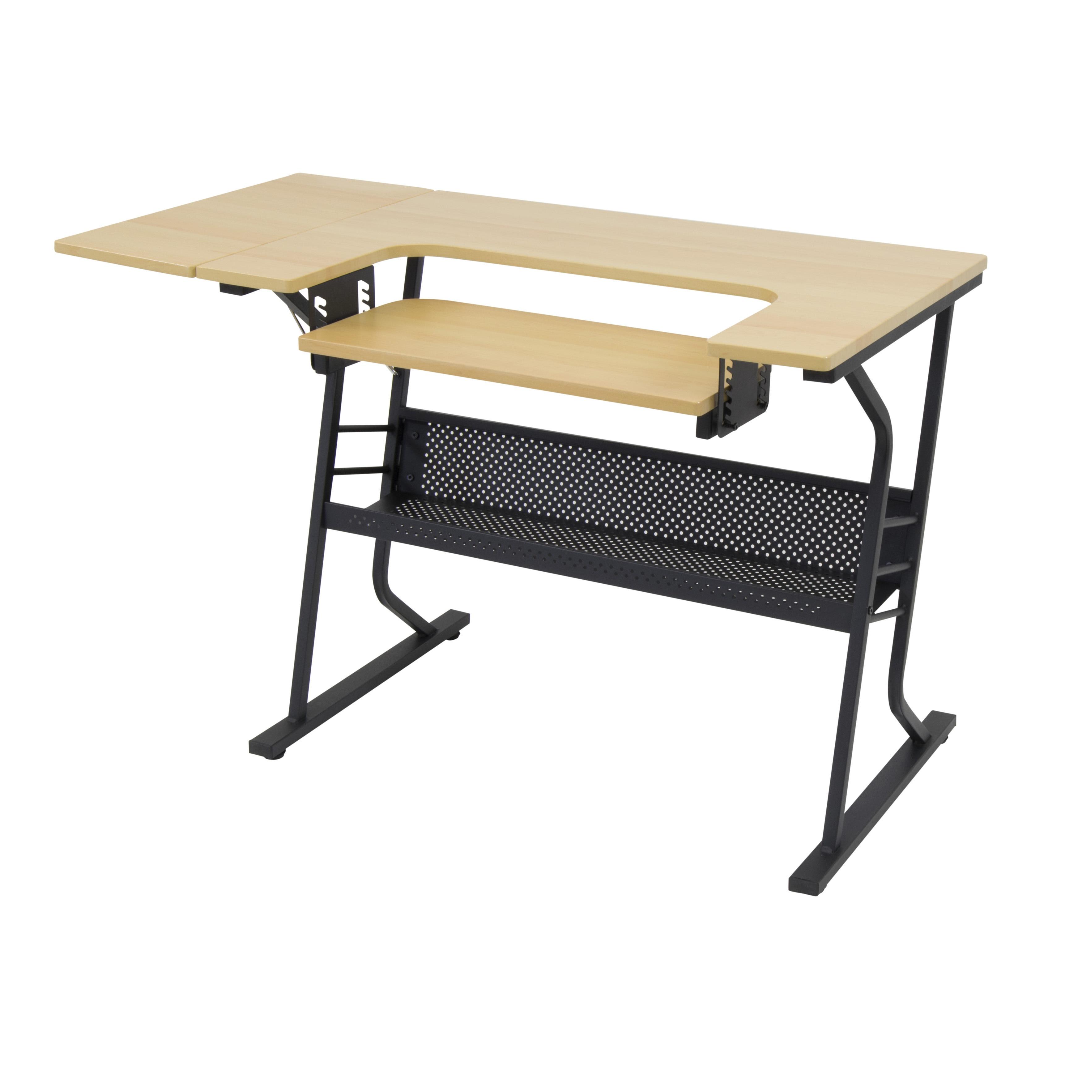 Studio designs eclipse sewing machine table black ebay for Table 6 handbook 44