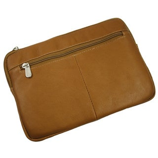 Piel Leather Mini Zip Laptop & Tablet Sleeve