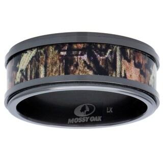 BZ Mossy Oak Ring