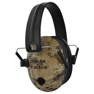 Pro Ears Pro 200 Low Profile Design Electronic Hearing Protection and Amplification Ear Muffs