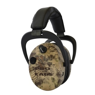 Pro Ears Stalker Gold Ear Muffs