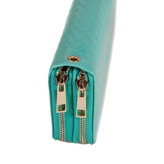 Lithyc 'Annabelle' Quilted Wristlet Wallet