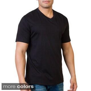 Steven Craig Apparel Men's V-neck Short Sleeve T-shirt