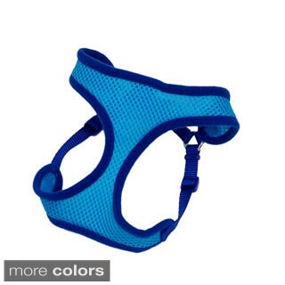 Coastal Pet Comfort Soft Nylon Wrap Adjustable Harness