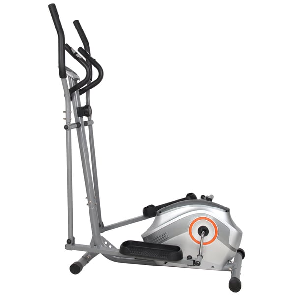 GYM of Fitness FN98004B Magnetic Elliptical Trainer - Silver