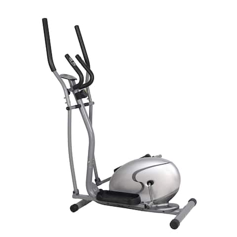 GYM of Fitness FN98007B Magnetic Elliptical Trainer - Silver