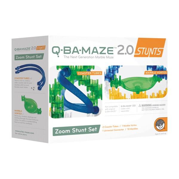 Q-BA-MAZE 2.0 Zoom Stunt Set