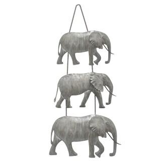 Three Hands Ceramic Elephant Tabletop