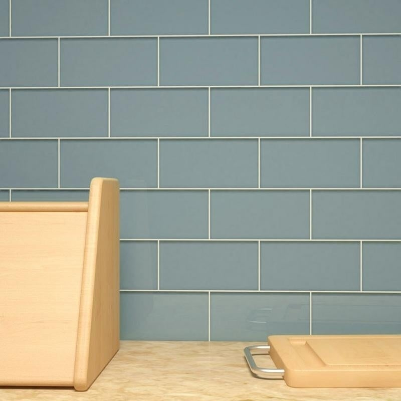 Giorbello Slate Subway Tiles (5.5 Square Feet) (44 Pieces...