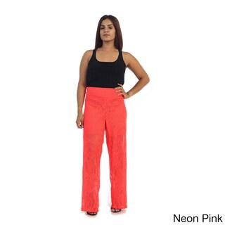 Ella Samani Women's Lace Pants (More options available)