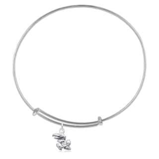 Kansas Sterling Silver Charm Adjustable Bracelet