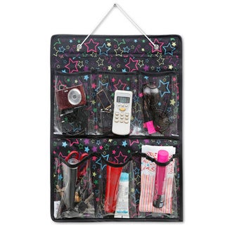 Hanging 6-pocket Accessory Organizer
