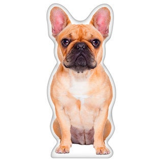 French Bulldog Shaped Pillow