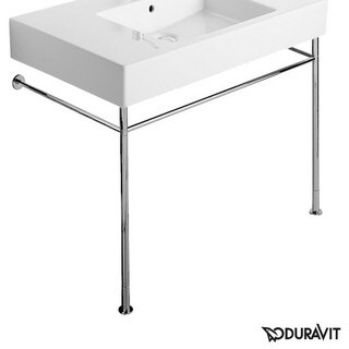 Duravit Vero Metal Console 0030711000 Chrome