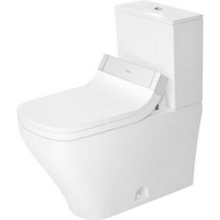Duravit 27.5-inch White Alpin Durastyle Toilet Bowl