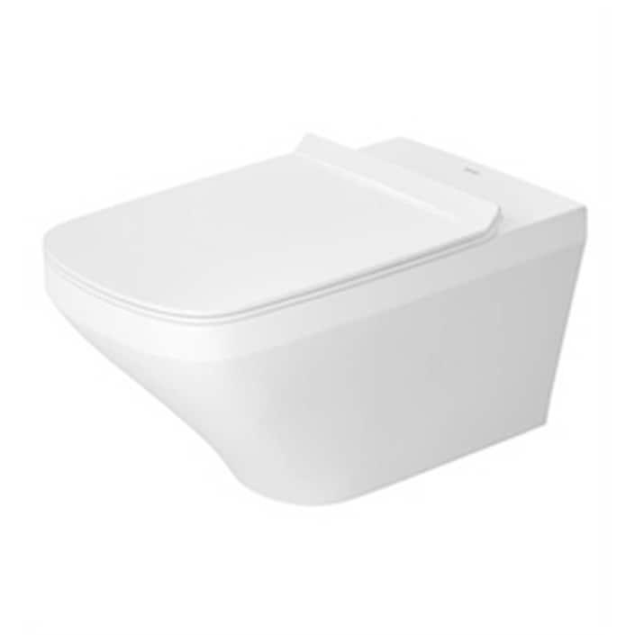 Duravit White Alpin Durastyle Toilet Bowl (White)