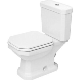 Duravit White Alpin 1930 Series Toilet Bowl