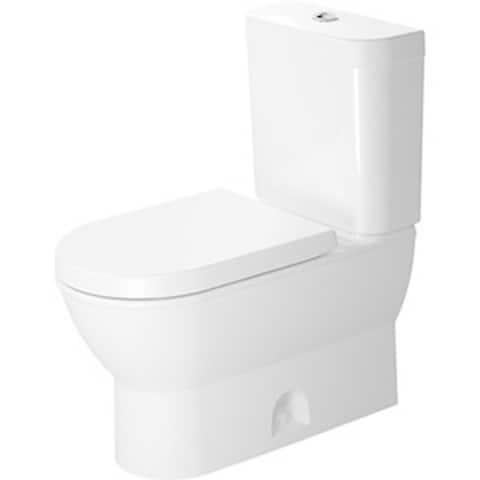 Duravit White Alpin Darling New Elongated Toilet Bowl