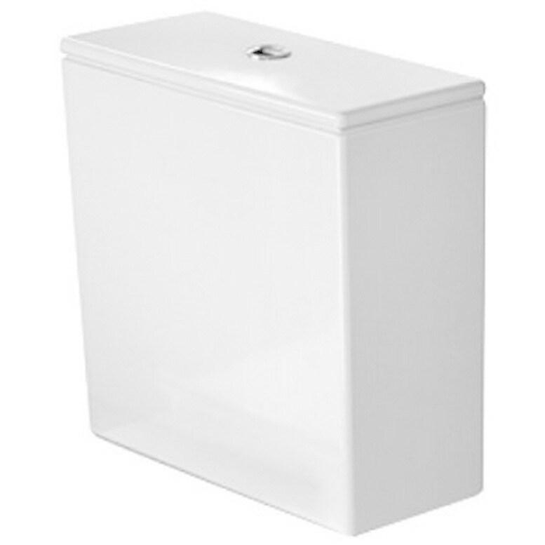 Duravit White Alpin Durastyle Toilet Tank (White)