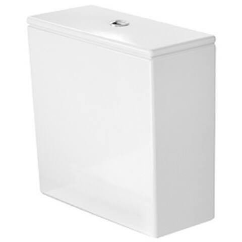 Duravit White Alpin Durastyle Toilet Tank