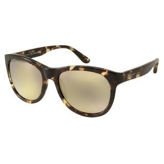 Ferragamo Men's SF709S Rectangular Sunglasses