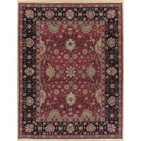 "Nourison Millenia Red Rug - 7'10"" x 9'10"""