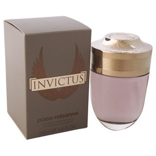 Paco Rabanne Invictus 3.4-ounce Aftershave Lotion
