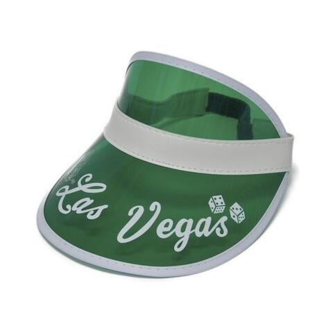 Hunter S Thompson Green Visor Hat