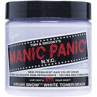 Virgin Snow Manic Panic Vegan 4-ounce Hair Dye