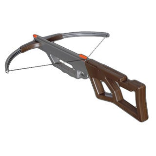 Plastic Crossbow Costume Prop