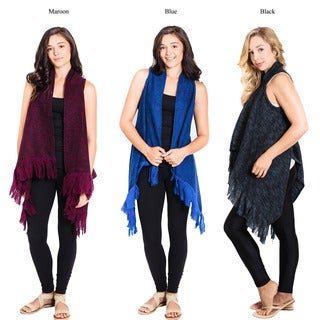 Handmade Fringed Waterfall Wool Vest (Nepal)|https://ak1.ostkcdn.com/images/products/10487440/P17575413.jpg?_ostk_perf_=percv&impolicy=medium